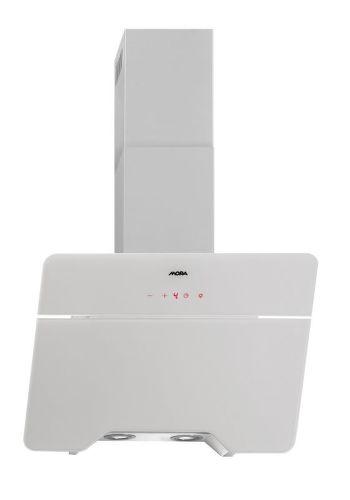 Mora OV 685 GW, biely komínový digestor