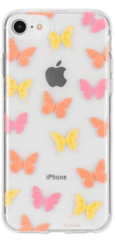 Flavr puzdro pre iPhone 8/7/6S/6, Motýle