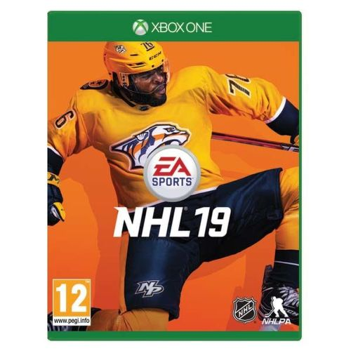 NHL 19, Xbox One hra