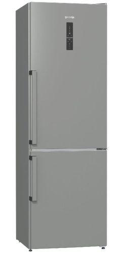 GORENJE NRK 6193 TX, nerezová kombinovaná chladnička