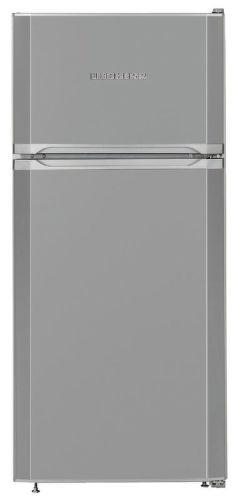 Liebherr CTPsl 2121, strieborná kombinovaná chladnička