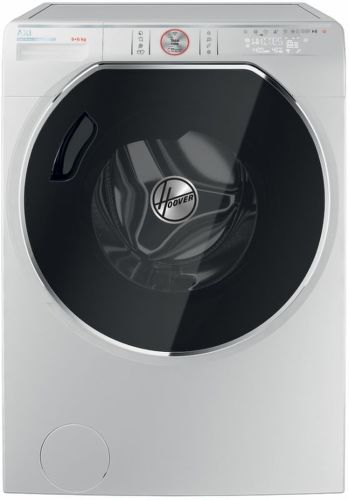 Hoover AWDPD 496LH/1-S, biela smart práčka so sušičkou