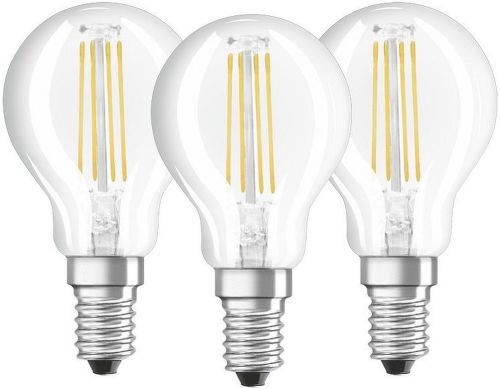 OSRAM CL P 4W/827 E14 LED žiarovka