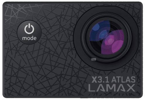 Lamax X3.1 Atlas, čierna