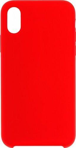 Winner Liquid silikónové puzdro pre Apple iPhone X/Xs, červené