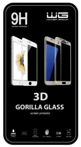Winner 3D ochranné tvrdené sklo pre Xiaomi Mi 8, čierne