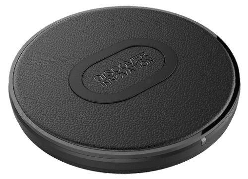 Nillkin Mini bezdrôtová nabíjačka, čierna
