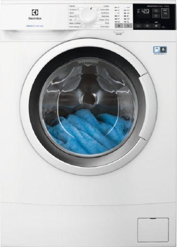 Electrolux PerfectCare 600 EW6S427W, biela práčka plnená spredu