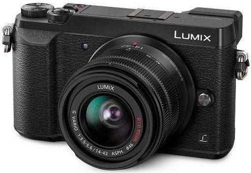 Panasonic Lumix DMC-GX80 + 14-42 mm čierny