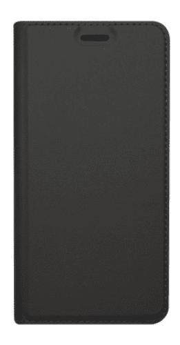 Mobilnet Metacase knižkové puzdro pre Huawei Mate 20 Lite, čierna