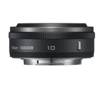NIKON 1 NIKKOR 10MM F2.8 BLACK