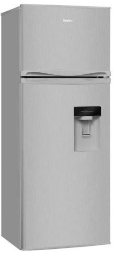 Amica VD 1441 AWX  nerezová kombinovaná chladnička