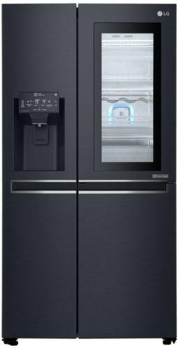 LG GSX960MTAZ, čierna americká chladnička