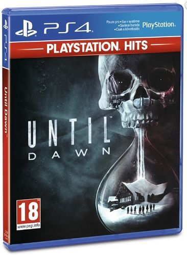 Until Dawn (PS HITS Edition) - PS4 hra