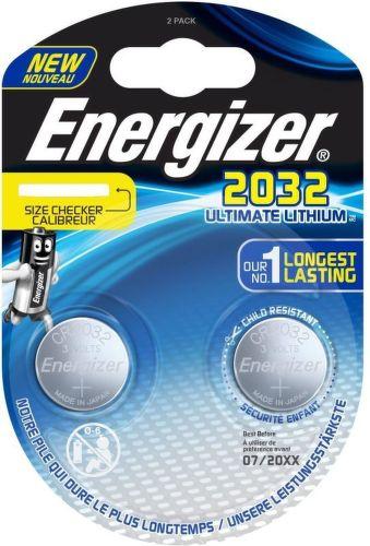 ENERGIZER CR2032Lithium2 ks