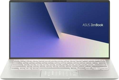 Asus ZenBook 14 UX433FN-A5058T strieborný