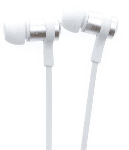 Winner stereo handsfree s 3,5 mm konektorom, biela