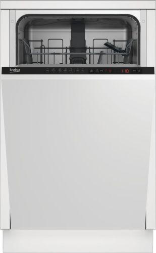 BEKO DIS25011, Vstavaná umývačka riadu