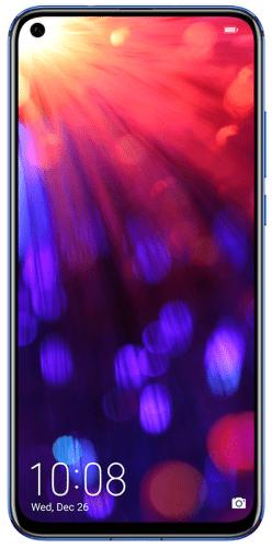 Honor View 20 128 GB modrý