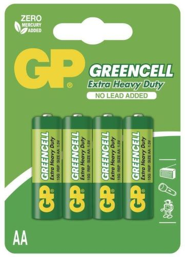 GP Greencell R6 AA B1221 4ks