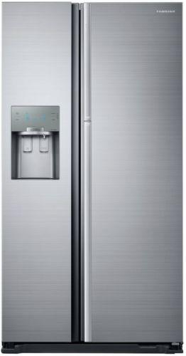 SAMSUNG RH56J69187F EF, nerezová americká chladnička