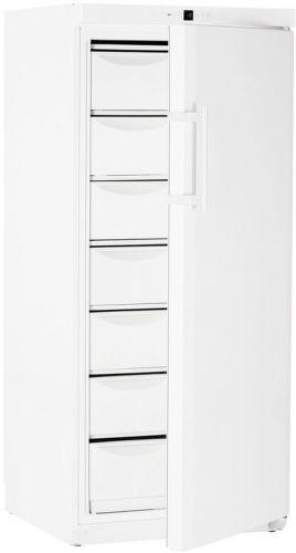 LIEBHERR G 5216, biela skriňová mraznička
