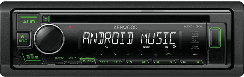 KENWOOD KDC-130UG GRN