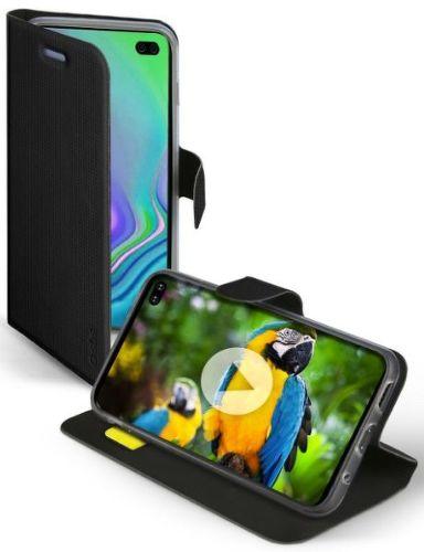 SBS Book Sense puzdro pre Samsung Galaxy S10+ čierna