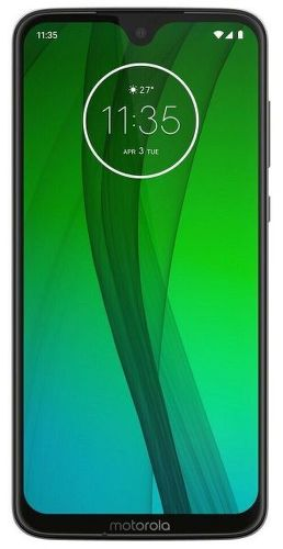 Motorola Moto G7 Dual SIM čierny