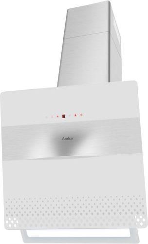 AMICA SKZ 65 XWG, biely komínový digestor