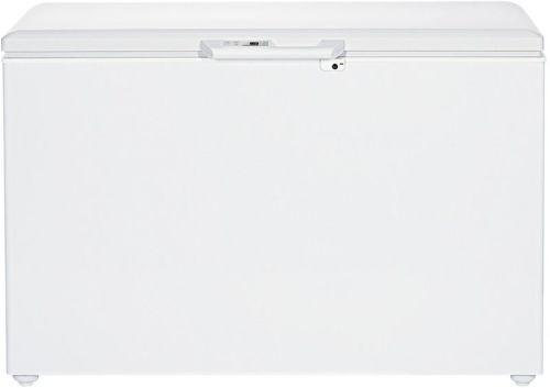Liebherr GTP 3656, biela truhlicová mraznička