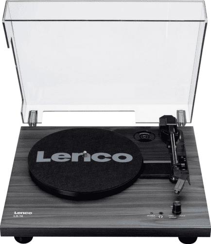 LENCO LS-10 BLK