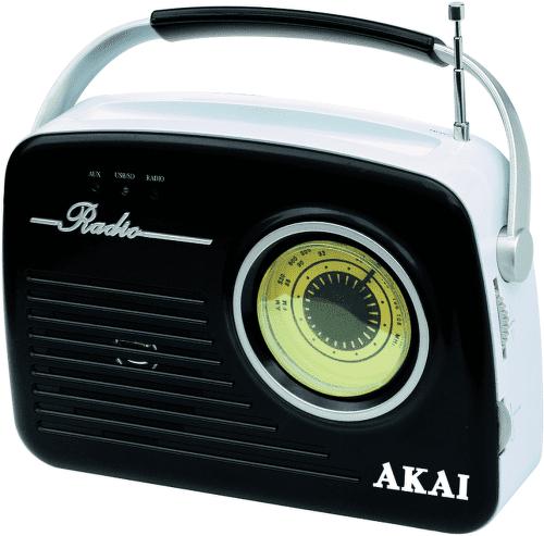 AKAI APR-11R/B BLACK
