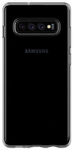 Spigen Crystal Flex puzdro pre Samsung Galaxy S10+, transparentná
