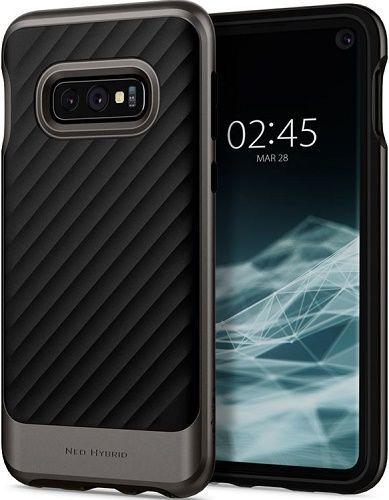 Spigen Neo Hybrid puzdro pre Samsung Galaxy S10e, metalická