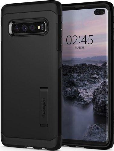 Spigen Tough Armor puzdro pre Samsung Galaxy S10+, čierna