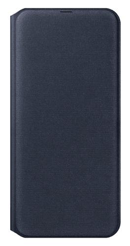 Samsung Wallet flipové puzdro pre Samsung Galaxy A50, čierna