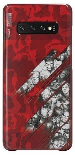 Samsung Marvel puzdro pre Samsung Galaxy S10+, Avenger Comics