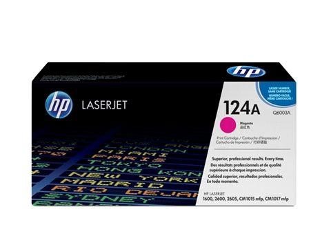 HP Q6003A, magenta toner HP LJ 2600