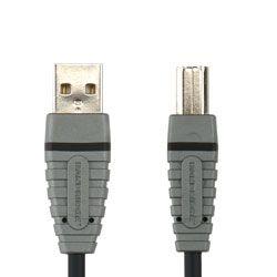 BANDRIDGE BN-BCL4103 USB 2.0 A konektor - B konektor 3m
