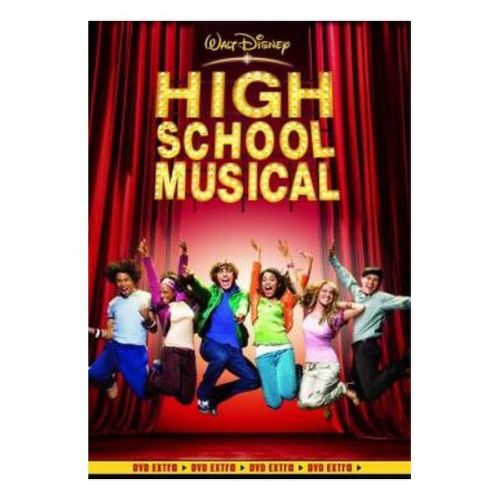 DVD F - High School Musical