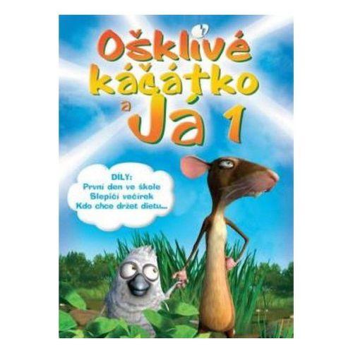 DVD F - ŠKAREDÉ KÁČATKO A JA (1. séria)