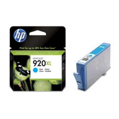 HP CD972AE CYAN náplň No.920XL Blister