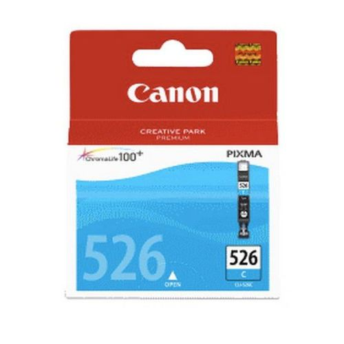 CANON CLI-526C, CYAN ink cartridge BL SEC