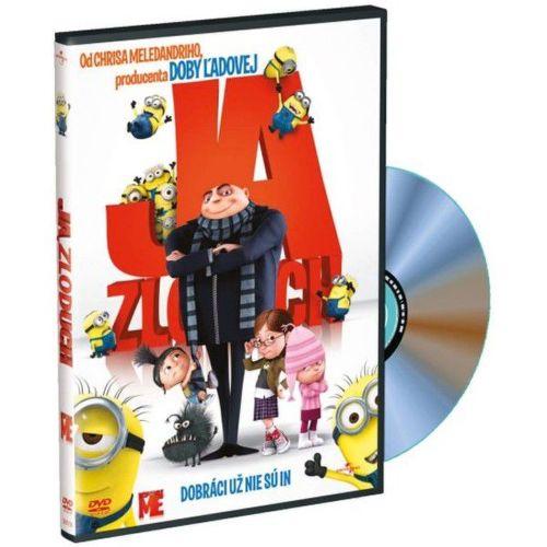 DVD F - Ja, zloduch
