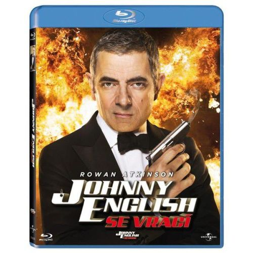 BD F - Johnny English se vrací