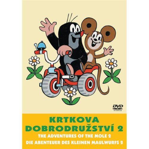 DVD F - Krtkové dobrodružstvá 2