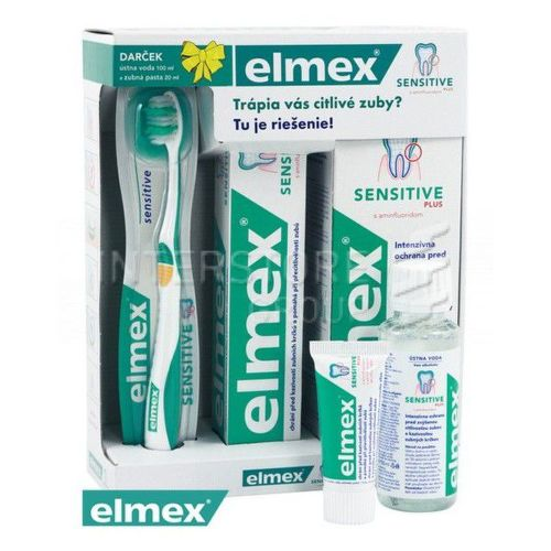 ELMEX Sensitive Plus System