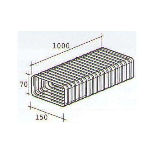 ELICA 1052 C, plastove rozvody 125mm