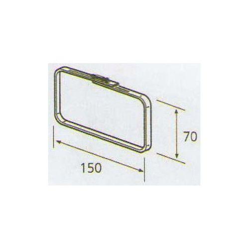 ELICA 1052 K, plastove rozvody 125mm